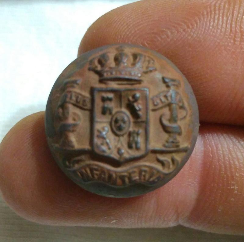 Botón infantería (ca. 1900). Img_2089