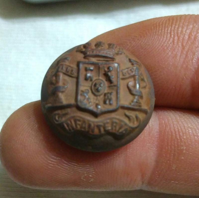 Botón infantería (ca. 1900). Img_2090