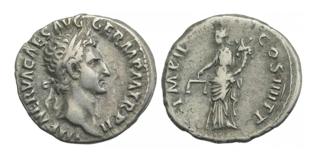 Denario de Nerva. IMP II COS IIII P P. Igualdad a izq. Roma Img_2108