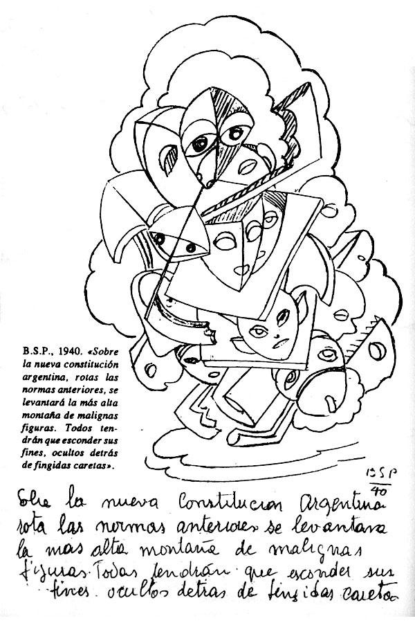 """PROFECIA: """"Pierrot gobernará antes que el orden llegue"""" (1938) - Página 15 011010"""