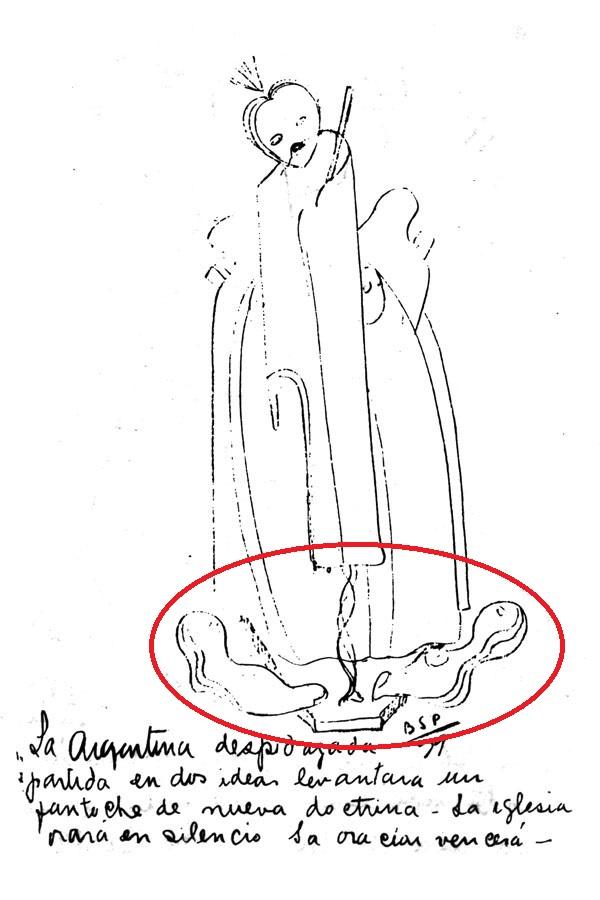 """PROFECIA: """"Pierrot gobernará antes que el orden llegue"""" (1938) - Página 15 021010"""