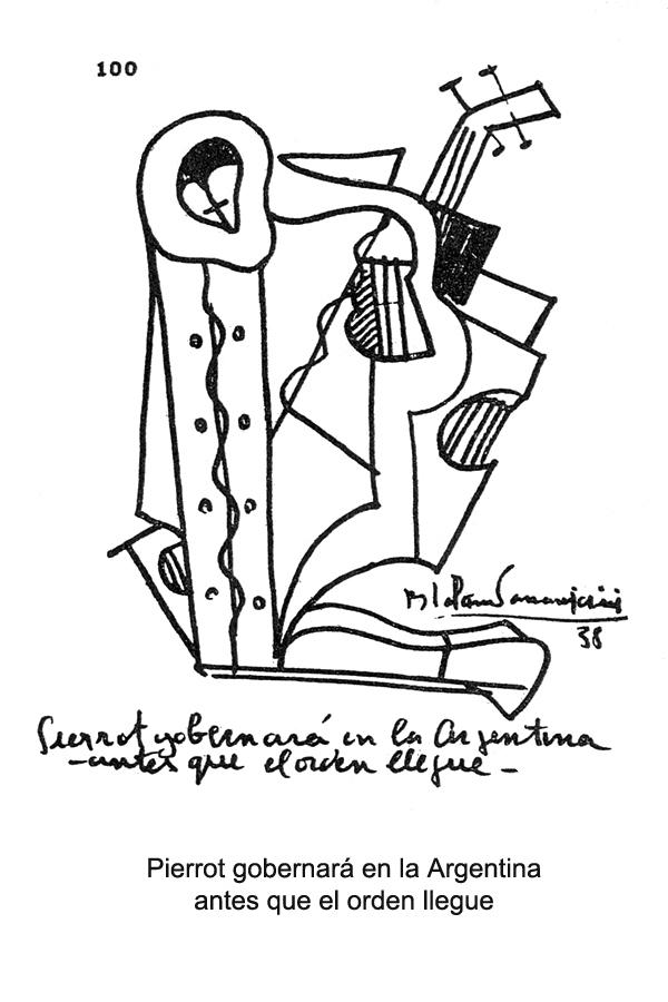 """PROFECIA: """"Pierrot gobernará antes que el orden llegue"""" (1938) - Página 15 0310"""
