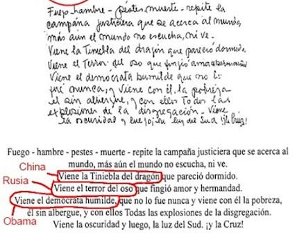 coincidencias entre dos médiums psicógrafos argentinos Benjam10