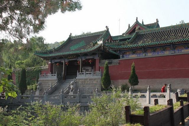 Шаолинь - поездки в древний монастырь 510