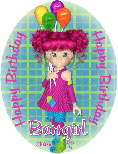 Prezzies for Barrgirl Barrgi12