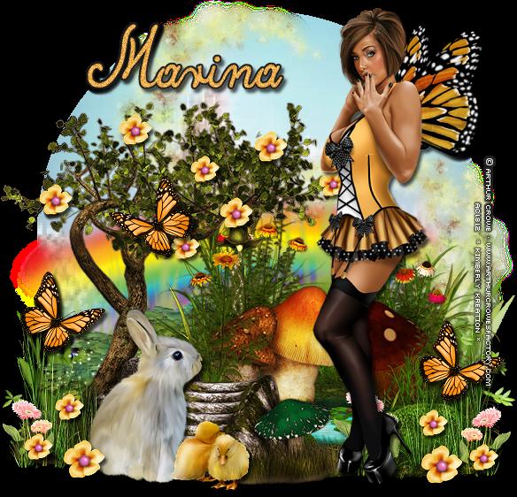 MARINA'S FAIRY BOX Marina12