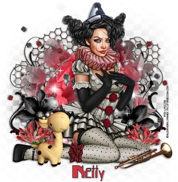 Pressies for AlisonNetty Netty110