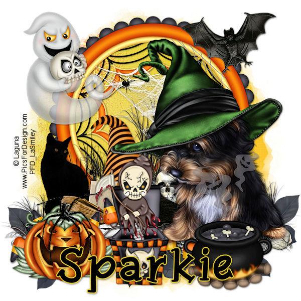 PREZZIES FOR SPARKIE Sparki16