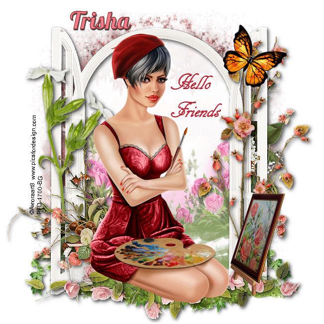 Pressies for Trisha Trisha16