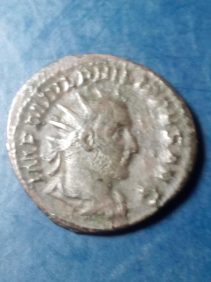 Antoniniano de Filipo I. ROMAE AETERNAE. Roma Img_2040
