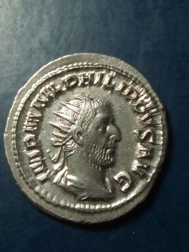 Antoniniano de Filipo I (el Árabe) ANNONA AVGG. Roma  Img_2073