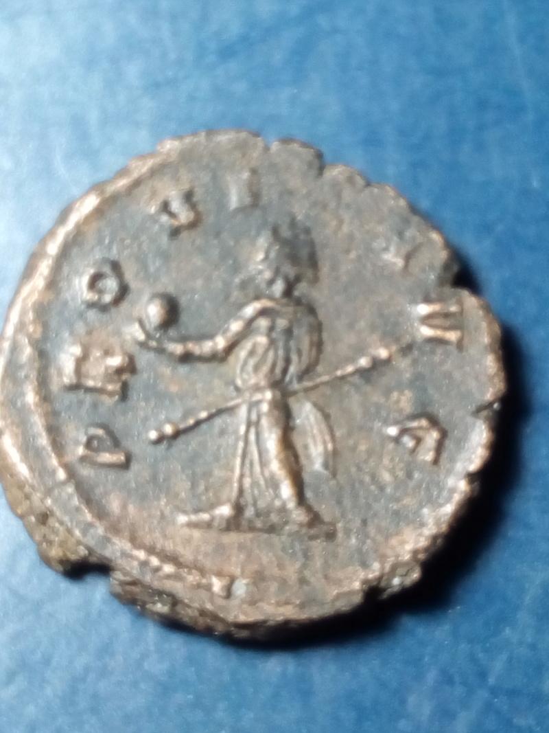 Antoniniano de Claudio II. PROVID AVG Img_2124