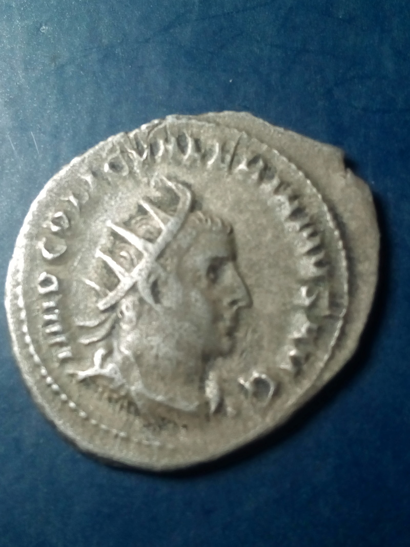 Antoniniano de Valeriano I. IOVI CONSERVATORI. Roma Img_2167