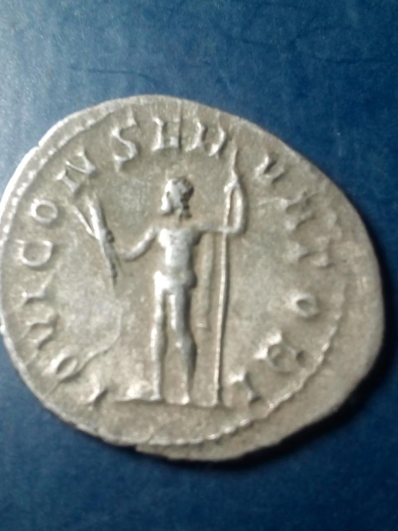 Antoniniano de Valeriano I. IOVI CONSERVATORI. Roma Img_2168