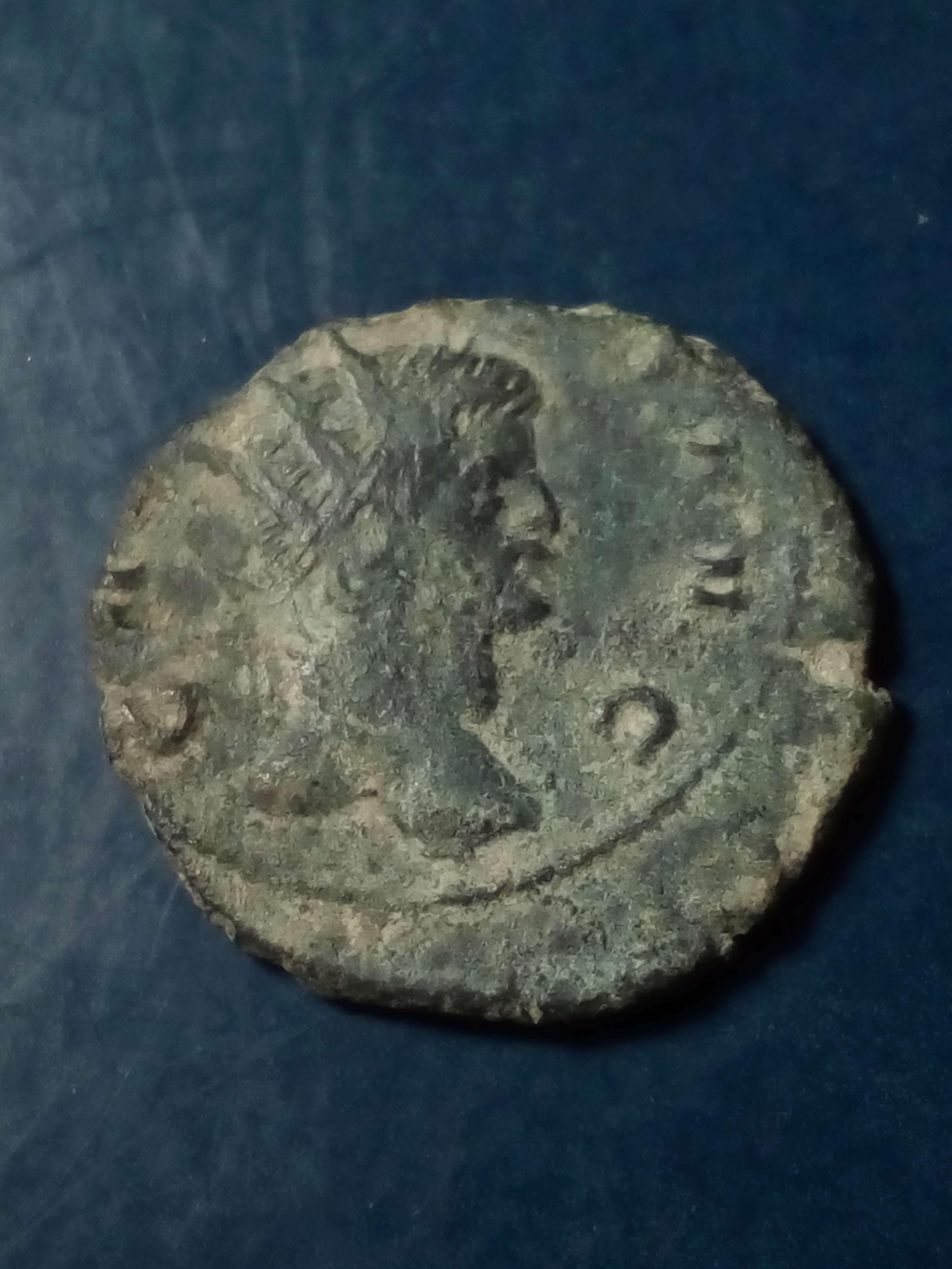 Antoniniano de Galieno. VICTORIA AET. Victoria a izq. Roma Img_2283