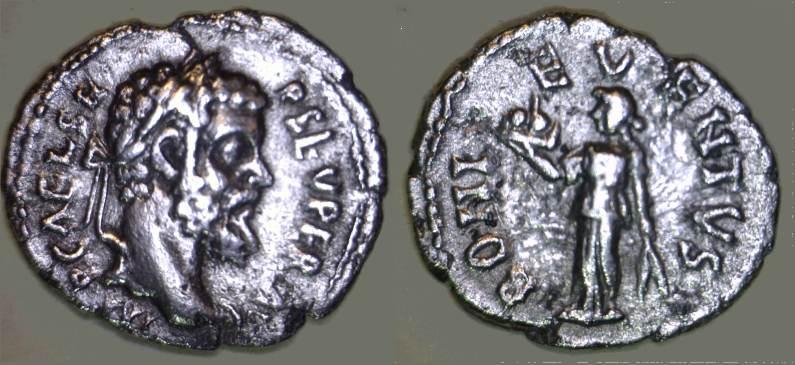Denario de Septimio Severo. BONI EVENTVS Ric_0310