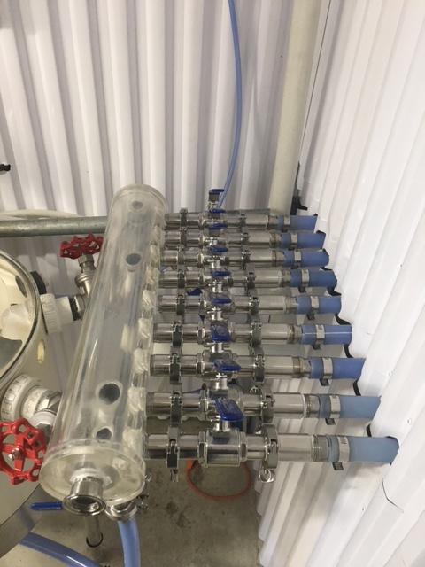 valve stanless + transport gratuit Dompeu10