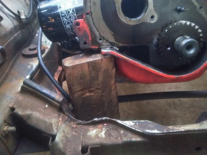 Passo a Passo simples pra troca do comando de valvulas com motor no cofre 1310