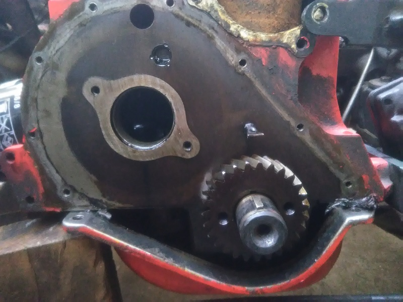 Passo a Passo simples pra troca do comando de valvulas com motor no cofre 1512