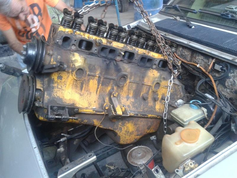 Retirar motor do carro com cambio ou sem? 20161014