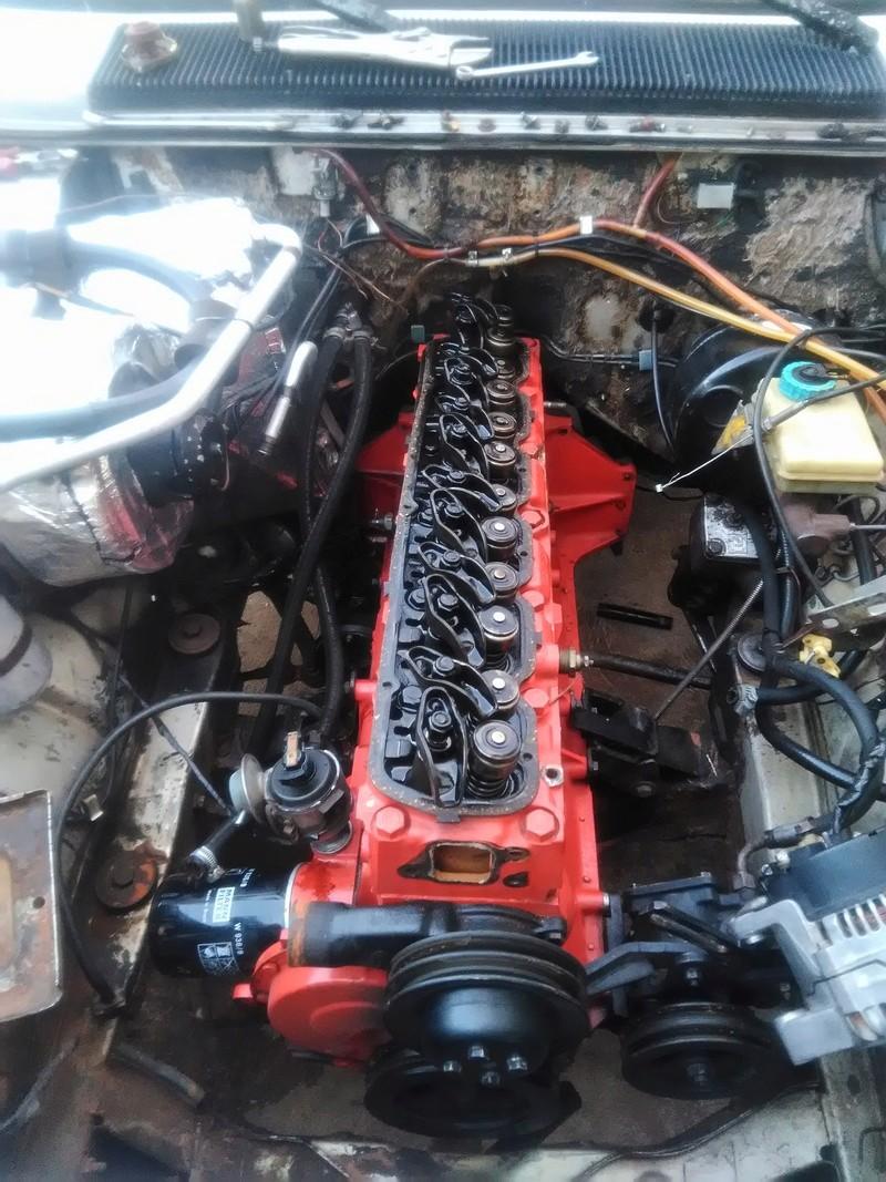 Passo a Passo simples pra troca do comando de valvulas com motor no cofre 310