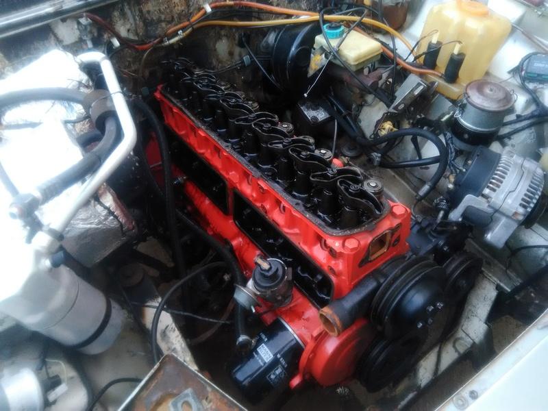 Passo a Passo simples pra troca do comando de valvulas com motor no cofre 510