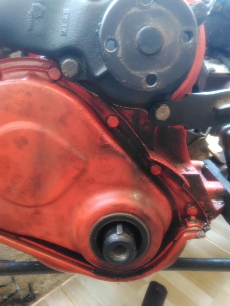 Passo a Passo simples pra troca do comando de valvulas com motor no cofre 6_510