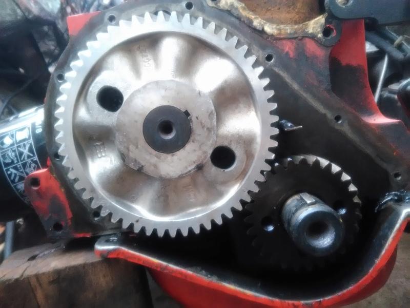 Passo a Passo simples pra troca do comando de valvulas com motor no cofre 6_711