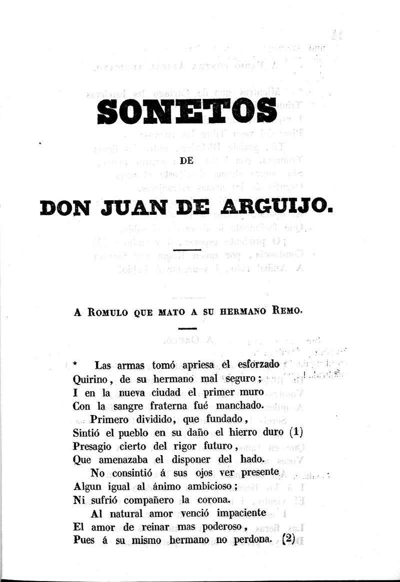 SONETOS : INTRODUCCIÓN - HISTORIA - ESTRUCTURA POÉTICA - SELECCIÓN DE SONETOS EN CASTELLANO - Página 32 025-0010