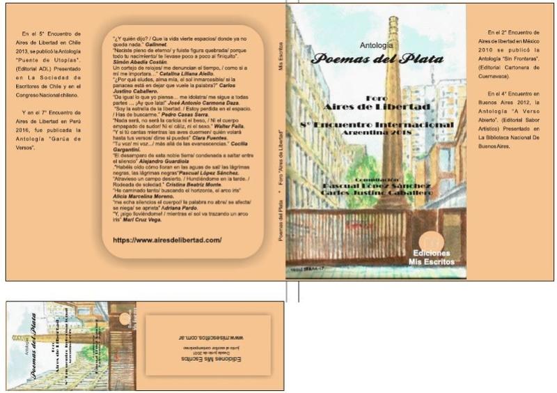 """NUEVA ANTOLOGÍA POETICA """" POEMAS DEL PLATA"""" - Página 11 Tapa10"""