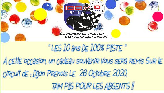 [26 Octobre 2020] 100% PISTE à DIJON - Page 4 10_ans11