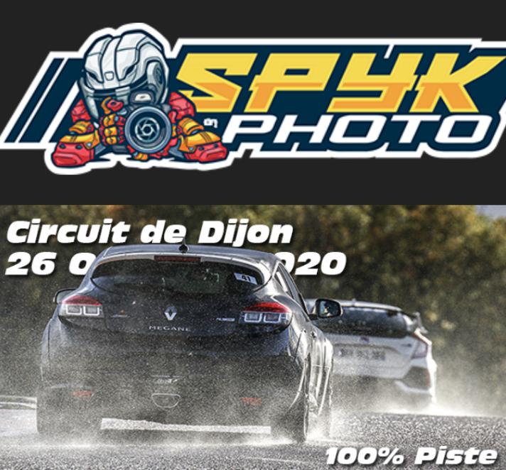 Compte rendu 100% piste à Dijon le 26/10/2020 6c678710