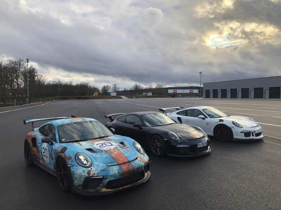 CR : 100% piste à Dijon le 10 Mars 2019. Carsfo10