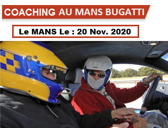 Le MANS le 20 Nov. POSSIBILITÉ de COACHING [50€ les 30mn] Coachi32