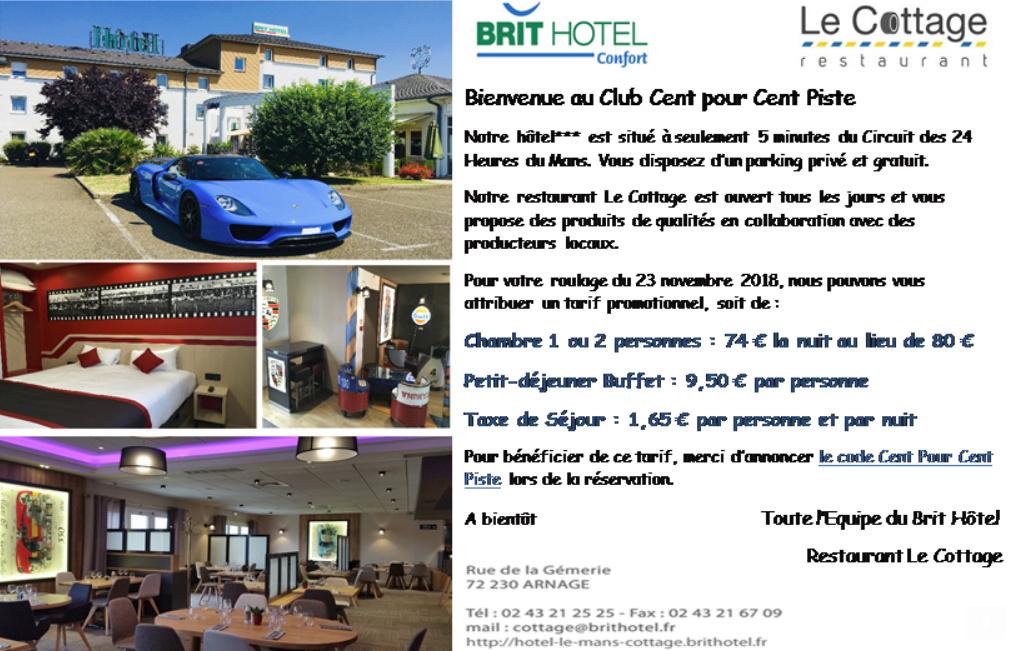 Proposition d'hébergement le 22 Novembre 2018 - hôtel Le Cottage  Le_cot10
