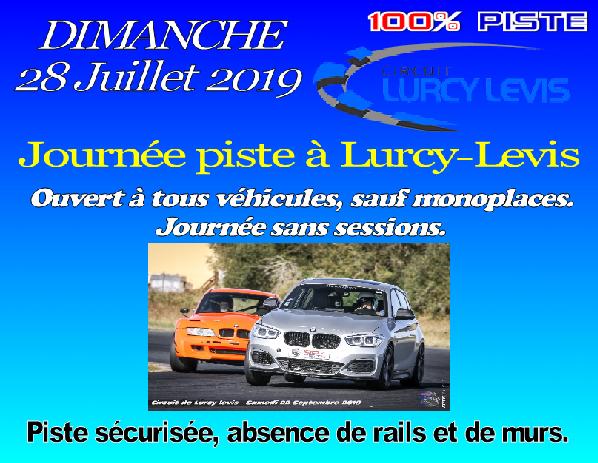 [28 Juillet 2019] 100% Piste à LURCY-LEVIS Lurcy_11