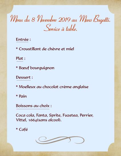 [08 Novembre 2019] 100% PISTE au MANS Bugatti > 800kg only [COMPLET] Menu_p10