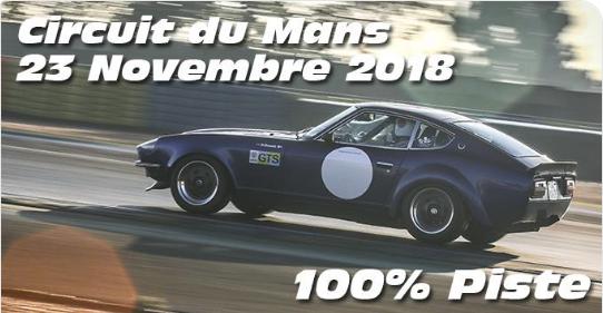 [Vendredi 23 Novembre 2018] - 100% PISTE au MANS [COMPLET] Photos11