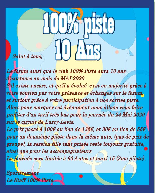[24 Mai 2020] journée 100% PISTE à LURCY-LEVIS [ANNULE] Tarif_10