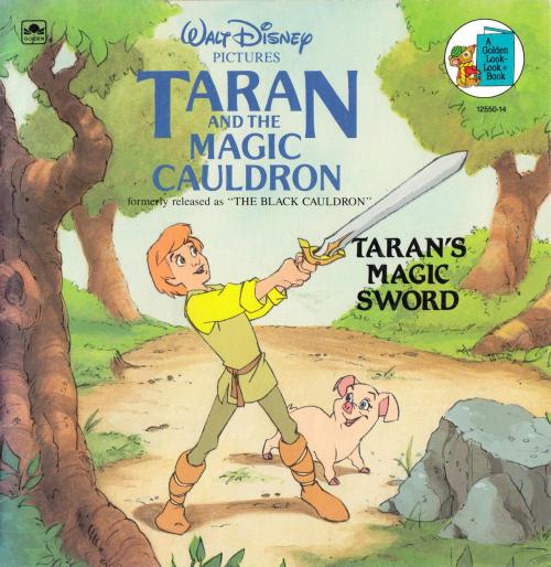 Taram et le Chaudron Magique [Walt Disney - 1985]  - Page 14 Cb41510