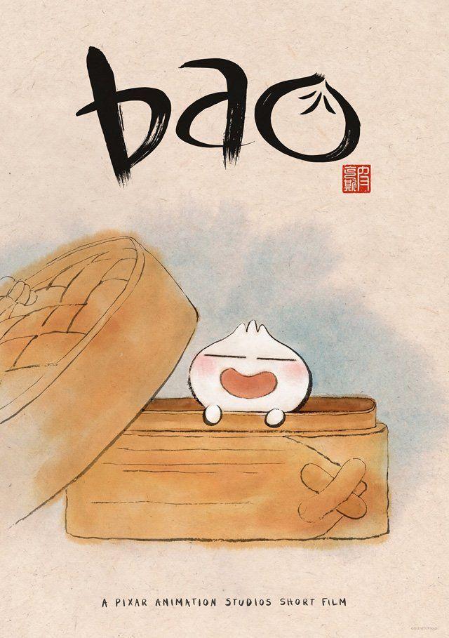 Bao [Cartoon Pixar - 2018] Dapen810