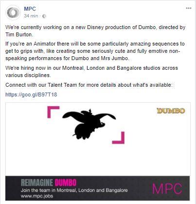 Dumbo [Disney - 2019] - Page 6 Dumbo10