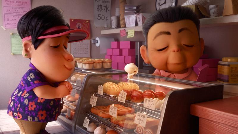 Bao [Cartoon Pixar - 2018] Image-11