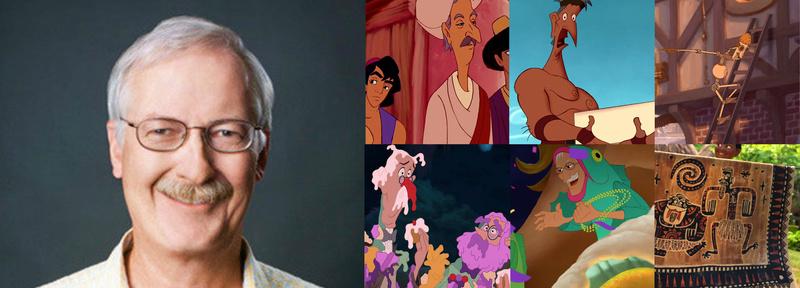 Artistes et Animateurs de Disney : Archives, anecdotes et actualités John_m10