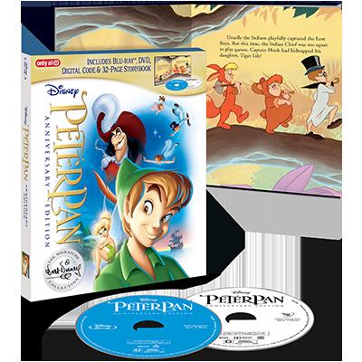 Les jaquettes DVD et Blu-ray des futurs Disney - Page 18 Lkgt1w10