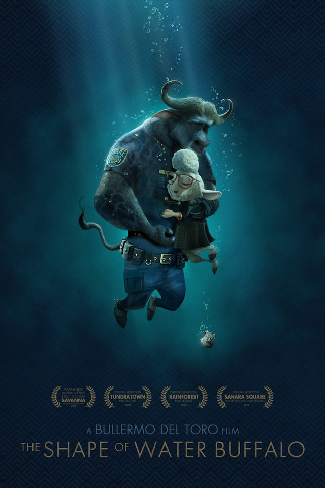 Zootopie [Walt Disney - 2016] - Page 18 Poster11