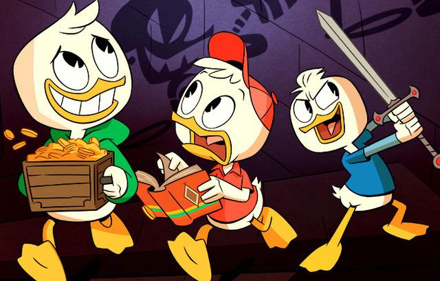 Les  3 neveux de Donald Duck R_duck10