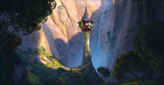 [Grands classiques Disney] Quel est, selon vous, le meilleurs univers graphique ? Tangle10