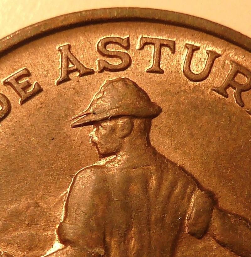 1 Peseta 1937. Consejo de Asturias y León P1120928