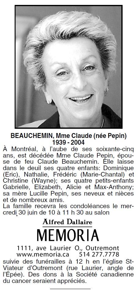 Claude BEAUCHEMIN Dycys_10